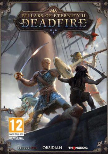 Pillars of Eternity II deadfire PC Portada