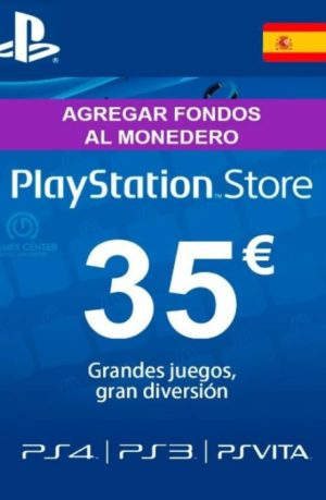 Playstation Store 35€