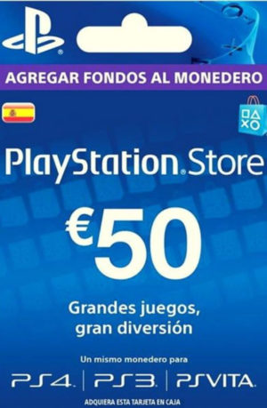 Playstation Store 50€