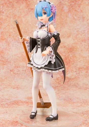 ReZERO -Starting Life in Another World- Figura Rem 23 cm 01