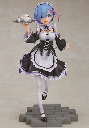 ReZERO -Starting Life in Another World- Figura Rem V2 23 cm 01