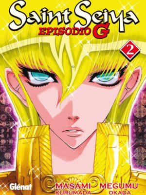 Saint Seiya episodio G Tomo 2