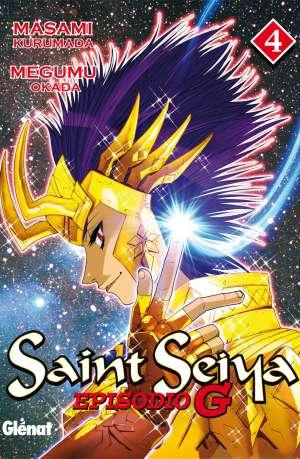 Saint Seiya episodio G Tomo 4