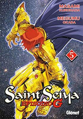 Saint Seiya episodio G Tomo 5