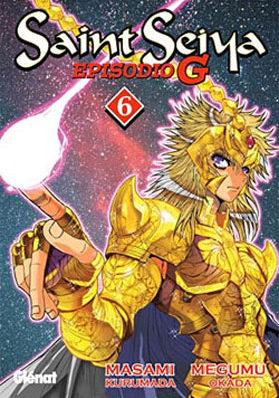 Saint Seiya episodio G Tomo 6