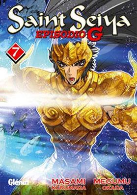 Saint Seiya episodio G Tomo 7