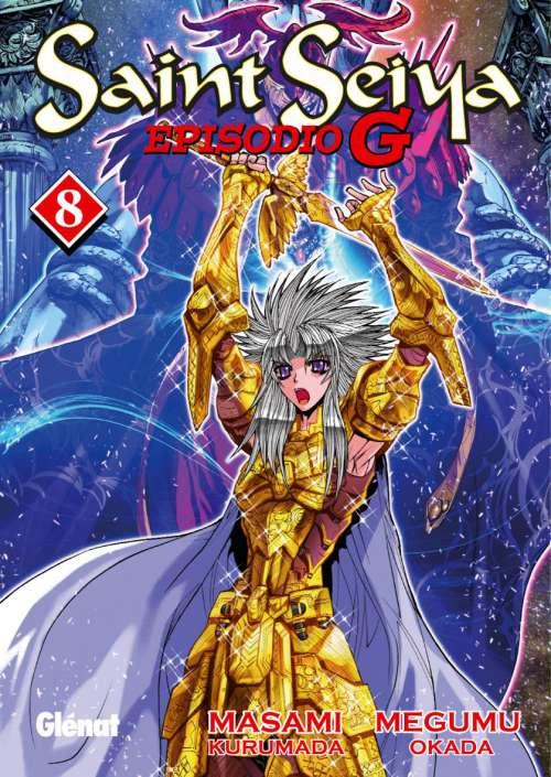 Saint Seiya episodio G Tomo 8