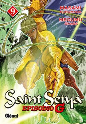 Saint Seiya episodio G Tomo 9