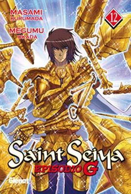 Saint Seiya episodio G Tomo 12