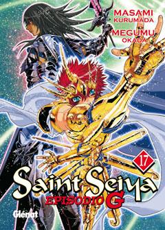 Saint Seiya episodio G Tomo 17