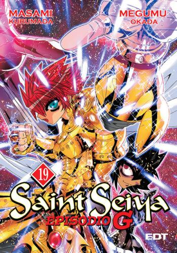 Saint Seiya episodio G Tomo 19