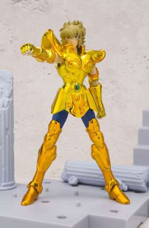 Saint Seiya Figura D.D.Panoramation Aioria de Leo 01