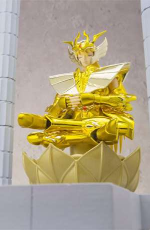 Saint Seiya Figura D.D.Panoramation Shaka de Virgo 01