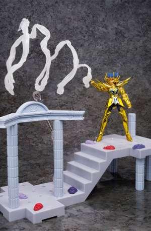 Saint Seiya Figura D.D.Panoramation Templo de Cancer Deathmask 01