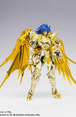 Saint Seiya Figuras SCME Geminis Saga Combo Set 07