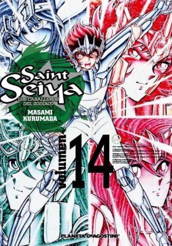Saint Seiya Los Caballeros del Zodiaco Tomo 14