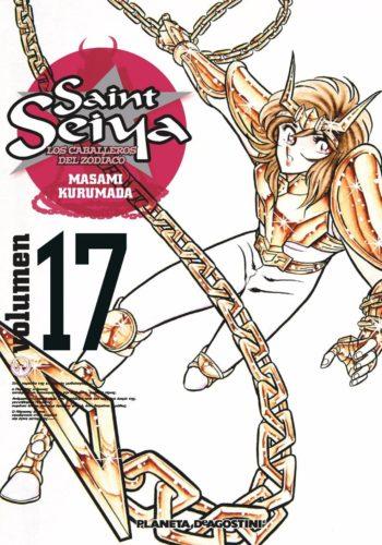 Saint Seiya Los Caballeros del Zodiaco Tomo 17