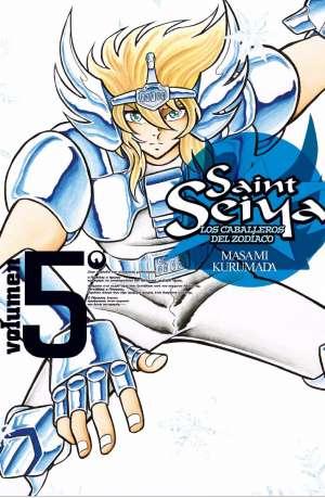 Saint Seiya Los Caballeros del Zodiaco Tomo 5