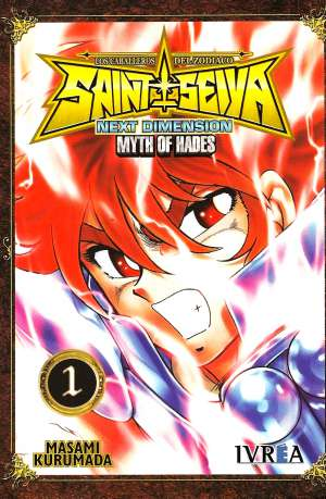 Saint Seiya Next Dimension Myth of Hades Tomo 1