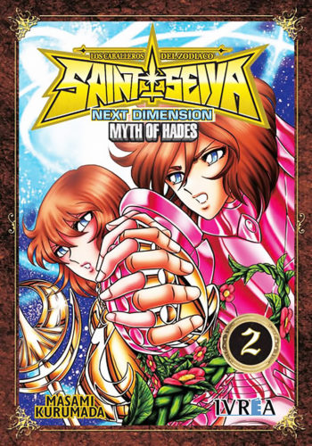Saint Seiya Next Dimension Myth of Hades Tomo 2
