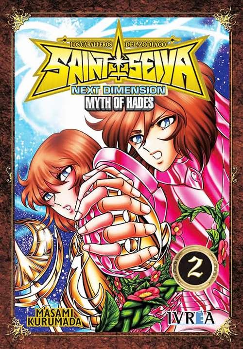 Saint Seiya Next Dimension Myth of Hades Tomo 2