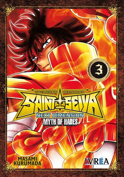 Saint Seiya Next Dimension Myth of Hades Tomo 3