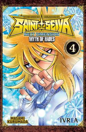 Saint Seiya Next Dimension Myth of Hades Tomo 4