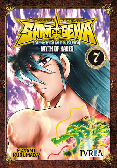 Saint Seiya Next Dimension Myth of Hades Tomo 7