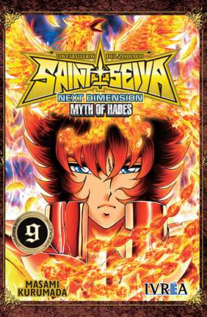 Saint Seiya Next Dimension Myth of Hades Tomo 9