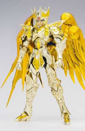 Saint Seiya Soul of Gold Figura Saga de Geminis God Cloth 18 cm 01