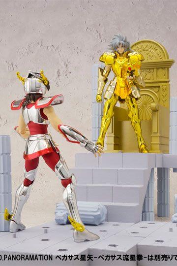 Saint Seiya Soul of Gold Figura Saga de Geminis Saga Camara del Patriarca 01
