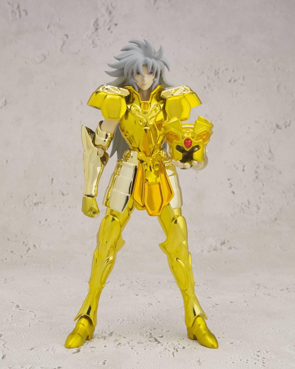 Saint Seiya Soul of Gold Figura Saga de Geminis Saga Camara del Patriarca 04