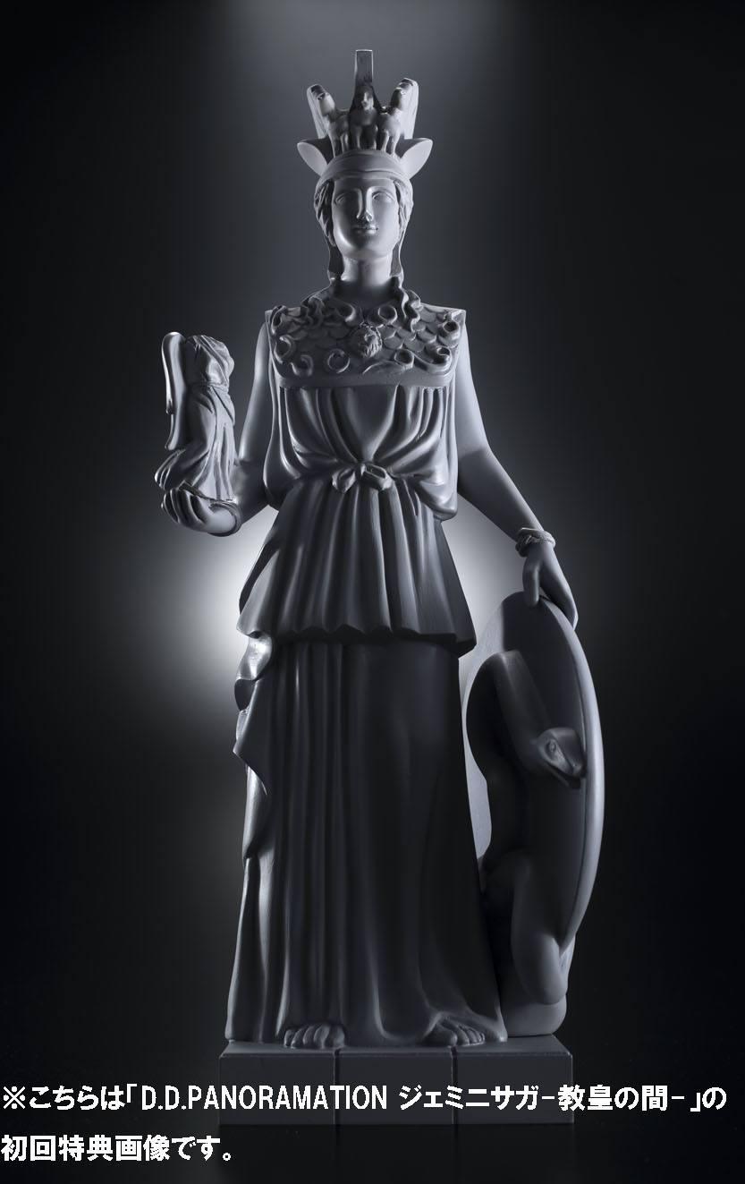 Saint Seiya Soul of Gold Figura Saga de Geminis Saga Camara del Patriarca 08