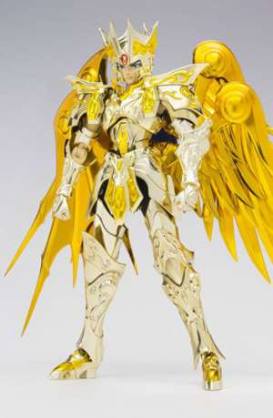 Saint Seiya Soul of Gold Figuras SCME Saga de Geminis God Cloth Saga Premium Set 18 cm 01