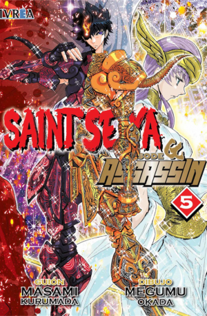 Saint Seiya episodio G Assassin Tomo 5