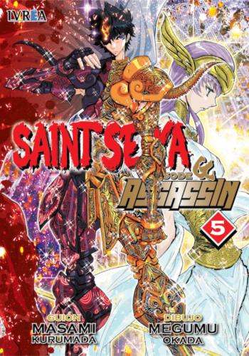 Saint Seiya episodio G Assassin Tomo 5