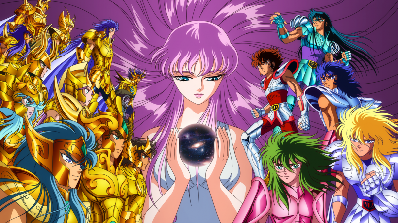 Anime Saint Seiya