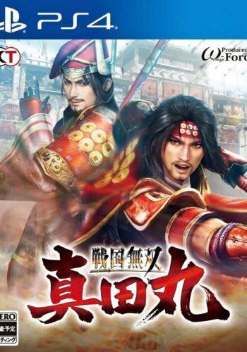 Samurai Warriors Spirit of Sanada PS4 Portada