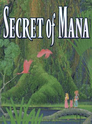 Secret of Mana PC Descargar