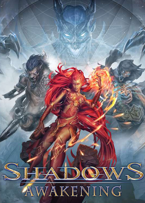 Shadows Awakening PC Portada