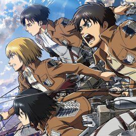 Tienda Online de Mangas Ataque a los Titanes