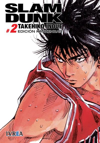 Slam Dunk Edicion Kanzenban Tomo 2