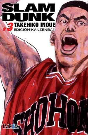 Slam Dunk Edicion Kanzenban Tomo 3