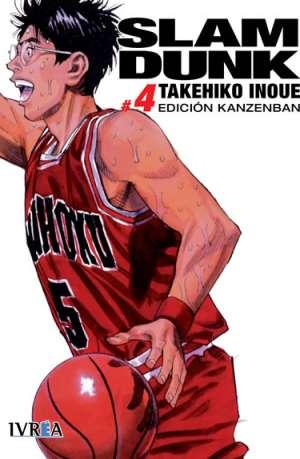Slam Dunk Edicion Kanzenban Tomo 4
