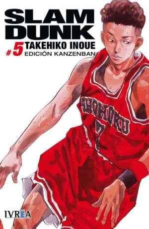 Slam Dunk Edicion Kanzenban Tomo 5