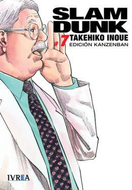 Slam Dunk Edicion Kanzenban Tomo 7