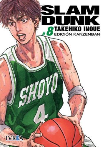 Slam Dunk Edicion Kanzenban Tomo 8