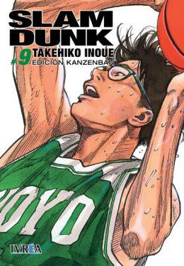 Slam Dunk Edicion Kanzenban Tomo 9