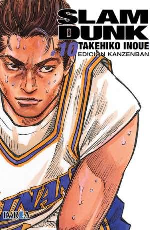 Slam Dunk Edicion Kanzenban Tomo 10