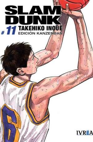Slam Dunk Edicion Kanzenban Tomo 11